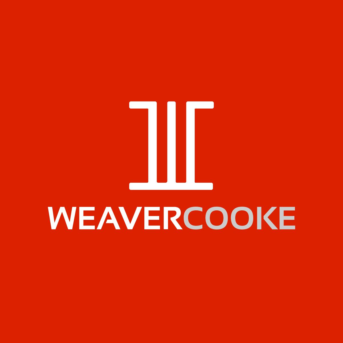 WeaverCooke_logo_Stacked_CopperBkgrd